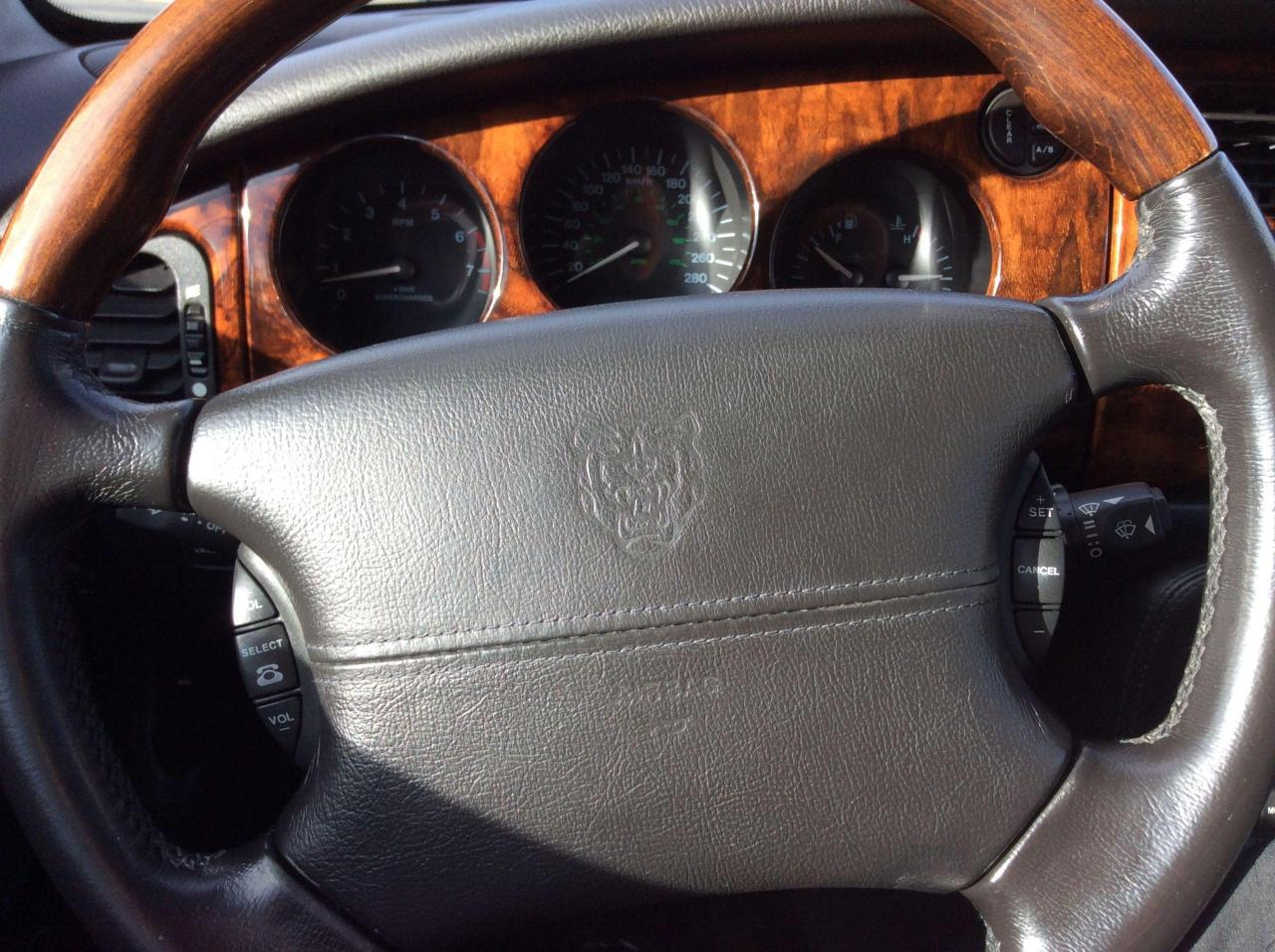 2001 Jaguar XK
