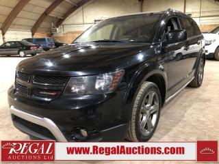 Used 2017 Dodge Journey Crossroad 4D Utility AWD 3.6L for sale in Calgary, AB