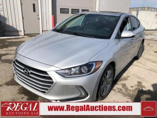 Used 2018 Hyundai Elantra GL SE 4D SEDAN 2.0L for sale in Calgary, AB