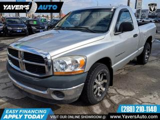 Used 2006 Dodge Ram 1500 ST for sale in Hamilton, ON