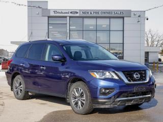 Used 2017 Nissan Pathfinder SL LOW KM   HEATED SEATS for sale in Winnipeg, MB