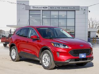 New 2021 Ford Escape SE 0% APR | CLD WTHR PKG | REM STRT for sale in Winnipeg, MB