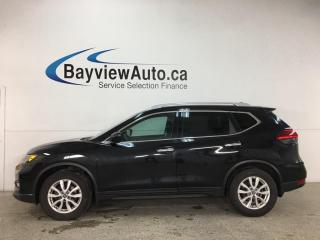 Used 2017 Nissan Rogue SV - AWD! REVERSE CAM! HTD SEATS! ALLOYS! + MORE! for sale in Belleville, ON