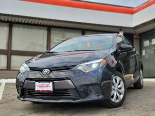 Used 2015 Toyota Corolla Heated Seats | Back-Up Camera| LED Lights for sale in Waterloo, ON