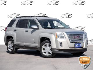 Used 2012 GMC Terrain SLT-1 Selling AS IS / As Traded | Leather | Clean Car FAX for sale in St Catharines, ON