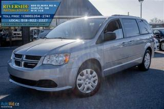 Used 2017 Dodge Grand Caravan SE for sale in Guelph, ON