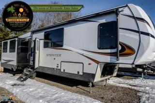 Used 2021 Keystone RV Sprinter 3590 LFT for sale in Guelph, ON