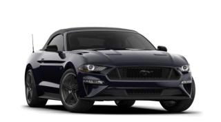 New 2021 Ford Mustang GT PREMIUM CONVERTIBLE for sale in North Bay, ON
