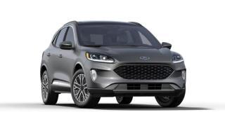 New 2021 Ford Escape SEL Hybrid for sale in Brockville, ON