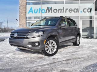 Used 2012 Volkswagen Tiguan 2.0 TSI Highline HIGHLINE 4MOTION SIÈGES CHAUFFANTS EN CUIR TOIT PANORAMIQUE 79$/SEMAINE for sale in Vaudreuil-Dorion, QC
