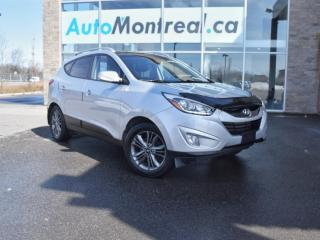 Used 2014 Hyundai Tucson GLS CUIR TOIT OUVRANT SIÈGES CHAUFFANTS 369$/MOIS for sale in Vaudreuil-Dorion, QC