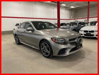 Used 2019 Mercedes-Benz C-Class C300 4MATIC PREMIUM PLUS SPORT XM HEATED STEERING for sale in Vaughan, ON