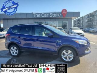 Used 2016 Ford Escape SE AWD Heated Seat REAR CAM Bluetooth NO ACCINDENT for sale in Winnipeg, MB