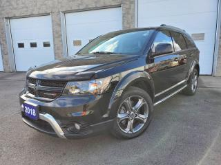 Used 2018 Dodge Journey Crossroad for sale in Sarnia, ON