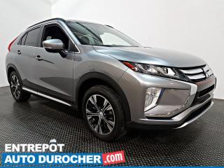 Used 2020 Mitsubishi Eclipse Cross AWD - CUIR- TOIT OUVRANT -  CLIMATISEUR for sale in Laval, QC
