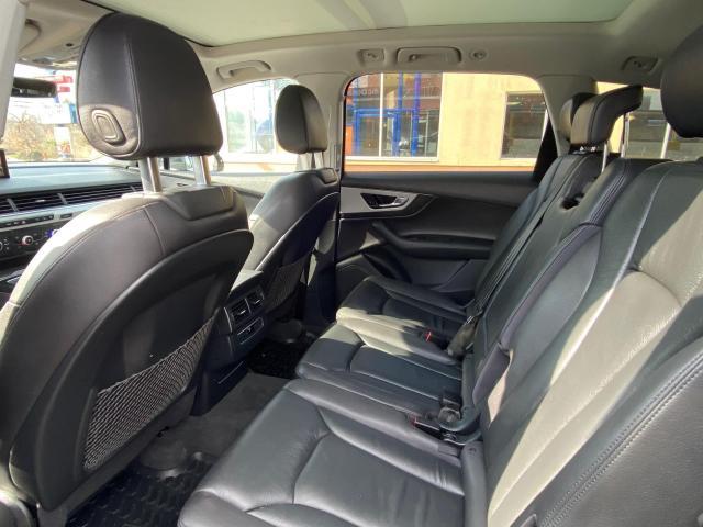 2017 Audi Q7 3.0T PREMIUM NAVIGATION/PANORAMIC SUNROOF/7 PASS Photo9