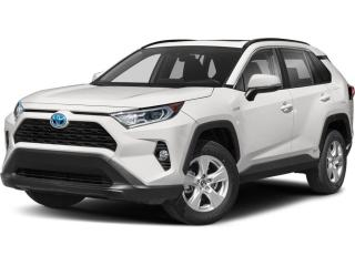 Used 2021 Toyota RAV4 Hybrid XLE LIKE NEW  ALLOYS  ROOF  HTD SEATS  BACKUP CAM for sale in Ottawa, ON