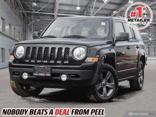 Used 2017 Jeep Patriot SPORT for sale in Mississauga, ON