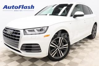 Used 2018 Audi Q5 *PROGRESSIV *SPORT *S-LINE *GPS/CAMERA *TOIT-PANO for sale in Saint-Hubert, QC