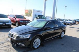Used 2017 Volkswagen Passat 1.8 TSI Auto Comfortline for sale in Whitby, ON