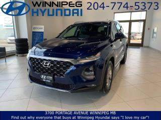 Used 2020 Hyundai Santa Fe ESSENTIAL for sale in Winnipeg, MB