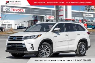 Used 2018 Toyota Highlander HYBRID for sale in Toronto, ON
