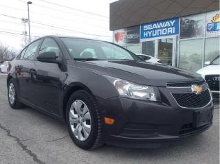 Used 2014 Chevrolet Cruze 2LS - Automatic - Air Conditioning - Local Trade for sale in Cornwall, ON