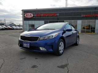 Used 2017 Kia Forte for sale in Sarnia, ON