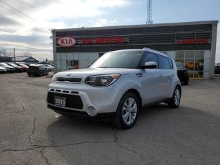 Used 2015 Kia Soul for sale in Sarnia, ON