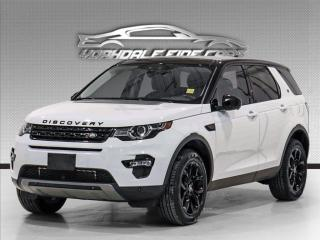 Used 2017 Land Rover Discovery Sport AWD HSE, 7 Passenger - SOLD!SOLD!SOLD! for sale in Concord, ON