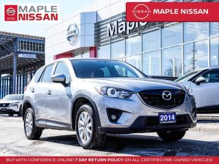 Used 2014 Mazda CX-5 GS AWD Blind Spot Backup Camera Heated Seats for sale in Maple, ON