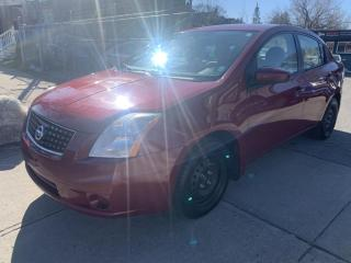 Used 2008 Nissan Sentra 4DR SDN I4 2.0 for sale in Hamilton, ON