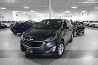 Used 2018 Chevrolet Equinox LS NO ACCIDENTS I REAR CAM I HEATED SEATS I REMOTE STARTER for sale in Mississauga, ON