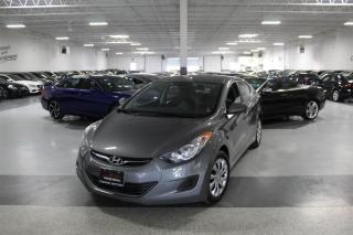 Used 2011 Hyundai Elantra GLS I HEATED SEATS I CRUISE I POWER OPTIONS I KEYLESS ENTRY for sale in Mississauga, ON