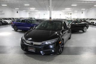Used 2017 Honda Civic TOURING NO ACCIDENTS I NAVIGATION I CARPLAY I LANEWATCH I BT for sale in Mississauga, ON