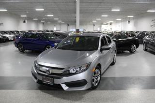 Used 2017 Honda Civic LX I REAR CAM I CARPLAY I HEATED SEATS I POWER OPTIONS I BT for sale in Mississauga, ON
