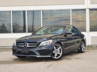 Used 2017 Mercedes-Benz C-Class Burmester Sound AMG PKG for sale in Mississauga, ON