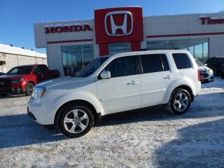 Used 2014 Honda Pilot EX-L for sale in Timmins, ON