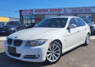 Used 2009 BMW 3 Series 4dr Sdn 335i xDrive AWD - White with Red Interior for sale in Oakville, ON