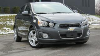 Used 2016 Chevrolet Sonic LT Turbo Auto for sale in North York, ON