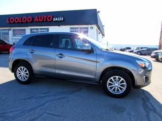 Used 2015 Mitsubishi RVR SE 4WD Bluetooth Automatic No Accident Certified for sale in Milton, ON