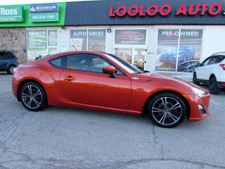 Used 2013 Scion FR-S Automatic Transmission Coupe 2.0L Certified for sale in Milton, ON
