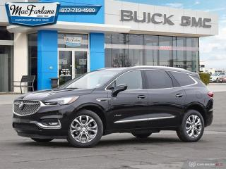 New 2021 Buick Enclave Avenir for sale in Petrolia, ON