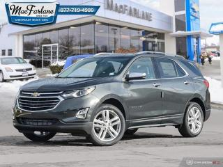 New 2021 Chevrolet Equinox Premier for sale in Petrolia, ON