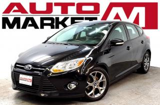 Used 2014 Ford Focus SE Certified! Heated Seats! We Approve All Credit! for sale in Guelph, ON