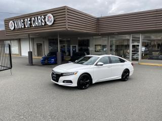 Used 2019 Honda Accord Touring With Autonomous Braking for sale in Langley, BC