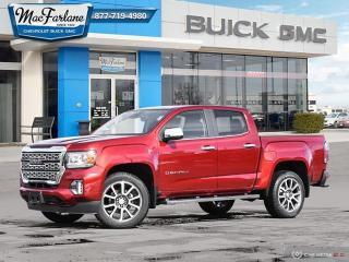 New 2021 GMC Canyon 4WD Denali for sale in Petrolia, ON