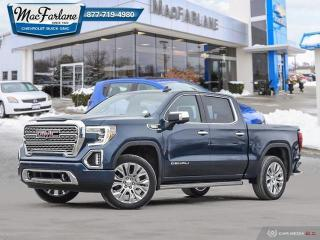 New 2021 GMC Sierra 1500 Denali for sale in Petrolia, ON