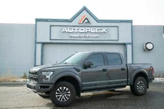 Used 2020 Ford F-150 Raptor SuperCrew 4WD for sale in Calgary, AB