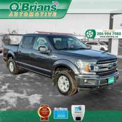 Used 2018 Ford F-150 XLT - Accident Free! w/4x4, Backup Camera, Cruise for sale in Saskatoon, SK
